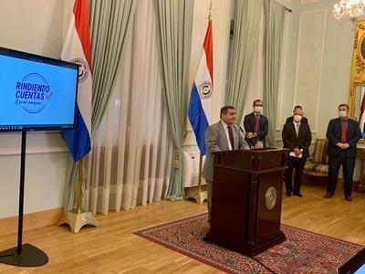 Ejecutivo presenta portal unificado para rendición de cuentas de crédito por emergencia