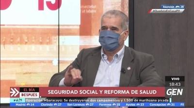 HOY / Hablamos con Pedro Halley, gerente de Prestaciones Económicas del IPS, sobre la seguridad social y la reforma del sistema de salud