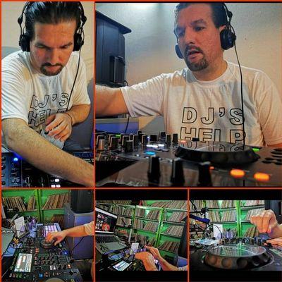 Los DJ preparan maratón solidaria