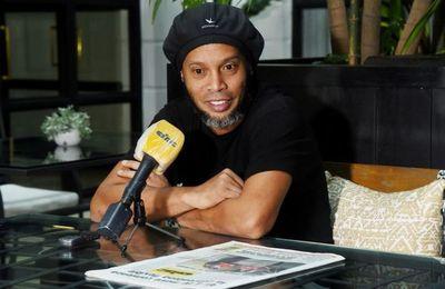Ronaldinho y los juegos ilegales: el presunto trasfondo de la solicitud de pasaportes falsos