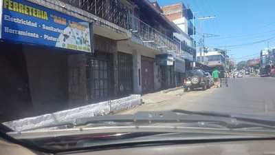 Comercios de San Lorenzo piden auxilio económico