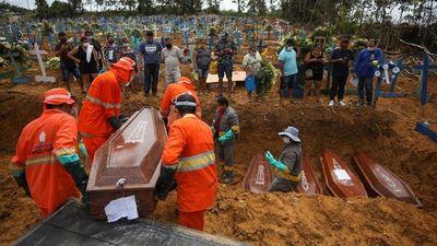 COVID-19: Brasil roza los 80.000 casos de contagio