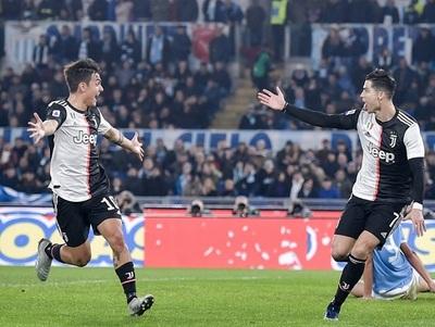 """Cristiano filtró el nuevo """"positivo"""" de Dybala, dicen en Italia"""