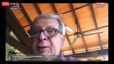 "Galaverna retruca a opositores: ""Menos mal que dicen que se guardan muchas críticas"""