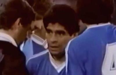 Árbitro de la final de Italia '90 sobre Maradona: 'Es de lo peor que conocí en mi vida'