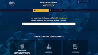 """HOY / Falencias en web para """"rendir cuentas"""": expertos elaboran listado de recomendaciones para el gobierno"""