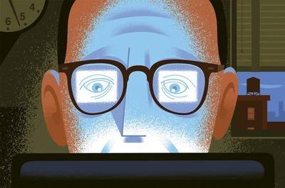 """Por la Cuarentena puede intensificarse el """"síndrome visual informático"""""""