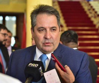 Ordenan prisión domiciliaria para Melgarejo y otros funcionarios
