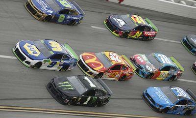 Serie NASCAR anuncia regreso el 17 de mayo