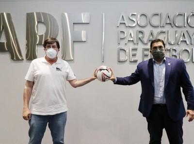 APF y PUMA suscriben nuevo contrato luego de trece años