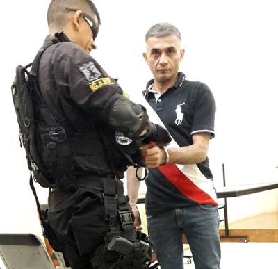 Alta condena para quien se alzó con millonario botín en Hernandarias.