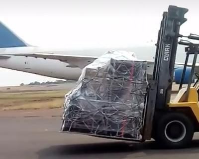 Firmas acusadas por EVASION siguen operando en el aeropuerto GUARANI