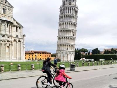 Italia: Toscana registra mucho movimiento en las calles tras flexibilización de la cuarentena