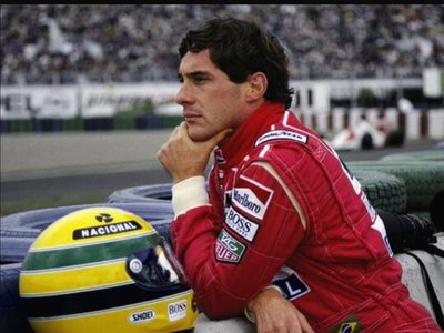 """Ferrari homenajea a Ayrton Senna, uno de sus """"más grandes rivales"""""""