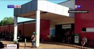 30 médicos en San Pedro entran en cuarentena por contacto con un infectado