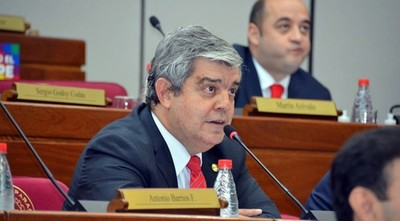 """Riera """"suplica"""" a Mazzoleni que limpie el Ministerio de Salud para no perder la confianza del pueblo"""