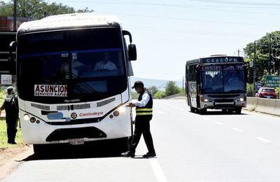 """Decisión de reanudación de servicios de transporte """"ya está tomada"""""""
