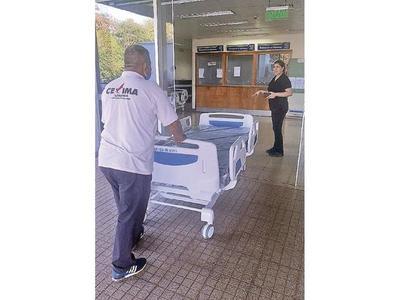 CDE: Más camas para terapia piden médicos