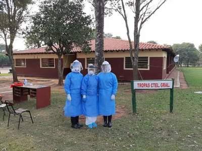 Hoy recién se sabrán los resultados de los 74 compatriotas en cuarentena en Misiones