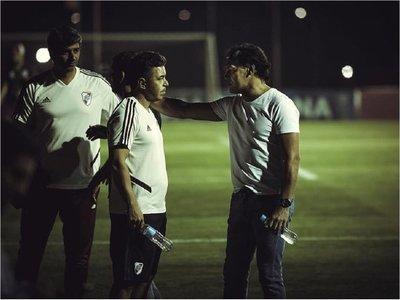 Celso Ayala sueña con ser técnico del Millonario
