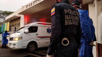 HOY / Régimen de Maduro mata a 46 presos en una penitenciaría de Guanaré