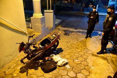Conductor, ebrio y violando la cuarentena, provoca accidente fatal en Luque