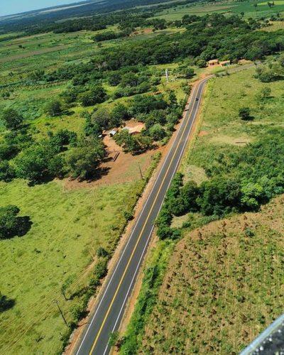 Paraguay tiene 96 rutas departamentales, según nueva clasificación del MOPC