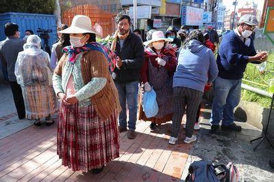 Bolivia reporta la cifra más alta de contagios de COVID-19 en un día con 241