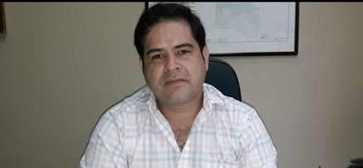 Concepción: Intendente denuncia el hurto de su celular
