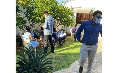 13 detenidos durante celebración de boda en plena cuarentena sanitaria