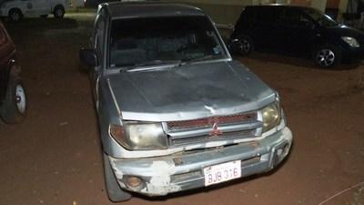 Fatal atropellamiento en Mora Cué • Luque Noticias