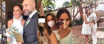"""Sincericidio fiscal: Por """"orden superior"""", esposa del vice Velázquez estaría boicoteando investigación sobre boda """"cheta"""""""