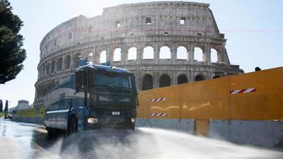 """Italia comienza con cautela la fase de """"convivencia con el virus"""""""