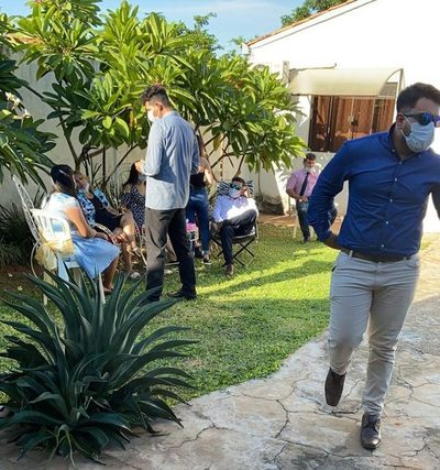 Boda en Luque: Fiscalía no contaba con orden de allanamiento
