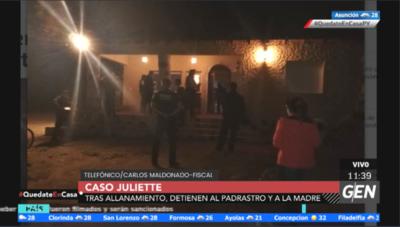 HOY / Fiscal Carlos Maldonado, sobre el caso la niña Juliette