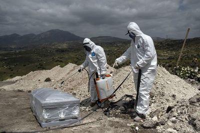 Casi 250.000 muertos por coronavirus en el mundo