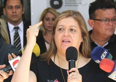 ARP rechaza el posicionamiento de enjuiciar a la fiscala general del Estado, Sandra Quiñónez