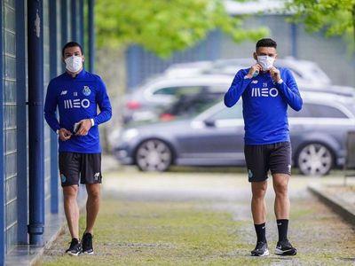Los clubes reanudan los entrenamientos en Portugal