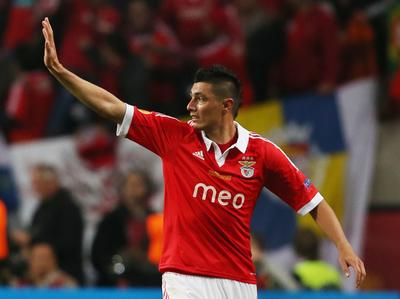 Hace seis años, Tacuara se despedía del Benfica