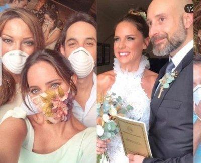Imputan a pareja criticada por celebrar boda en plena cuarentena