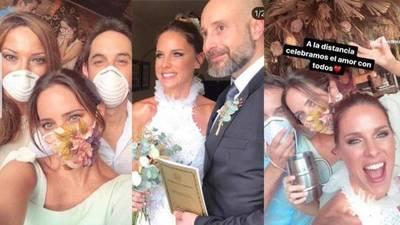 Imputan a pareja que se casó durante cuarentena
