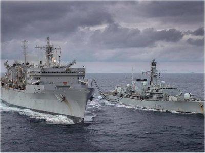 EEUU envía flota hacia Rusia por primera vez desde la Guerra Fría