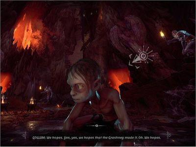 Revelan las primeras imágenes de El Señor de los Anillos: Gollum