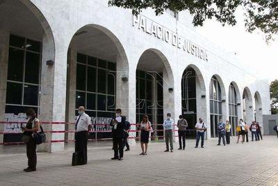 Corte reinició actividades parcialmente tras 48 días