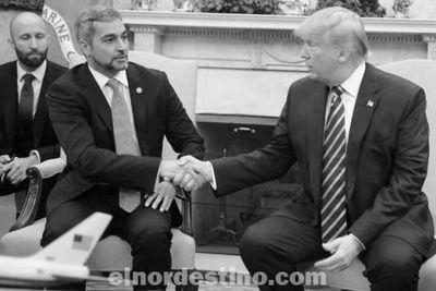 Paraguay concreta nueva importante cooperación del presidente americano Donald Trump para hacer frente a la pandemia