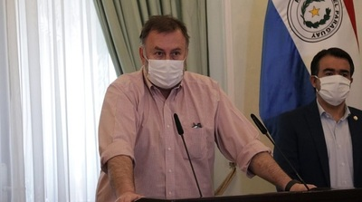 Benigno López rechaza proyecto que recorta distribución de multas entre funcionarios