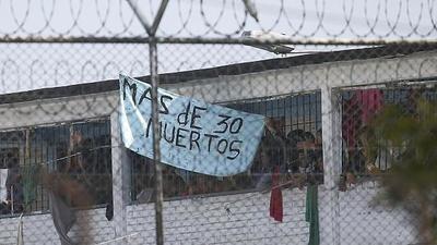La ONU alerta de la rápida expansión del COVID-19 en las cárceles americanas