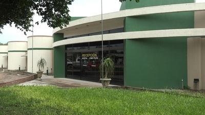 Hospitales privados de Boquerón rehabilitaron consultorios para atenciones médicas