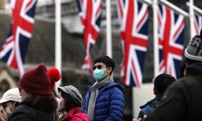 Reino Unido registra la mayor cantidad de muertes por covid-19 en Europa