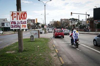 Uruguay incrementa controles en sus fronteras con Brasil